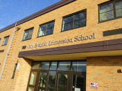 Front of School Picture